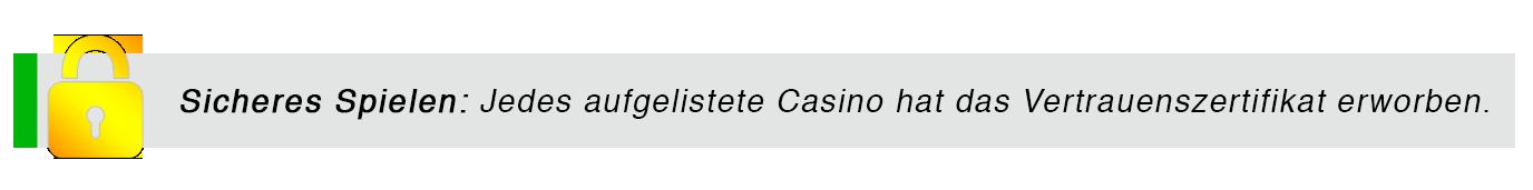 Deutschland Casino Bonus