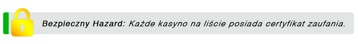 Nowe Kasyna Online Polska